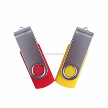 Small capacity 256MB 512MB colorful flash drive usb with logo as gift