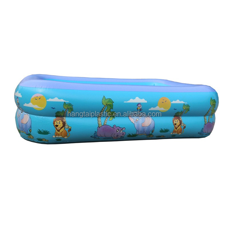 Phthalate-free PVC inflatable pvc pool hot-selling kiddy swimming pool
