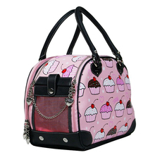 Fashional pet carry bag opening pets carrier for small animals
