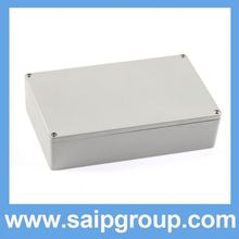 IP66 Factory Custom aluminum extrusion enclosure electronics (200*130*60mm)