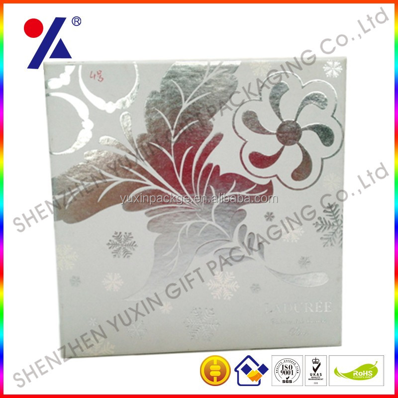 Recycled Top Quality Customized Color Gift Boxes/ Clothes Package Paper Gift Boxes/Shoes Rigid Board Paper Packge Boxes