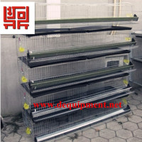 USD 800 Coupon,Free Sample,Trade Assurance, 5 tiers H type quail cage