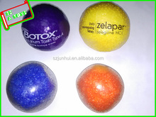 anti-stress squeeze logo promotion printing ball