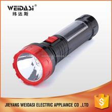 China LED Torch Light Factory LED Tactical Flashlights Hand Crank