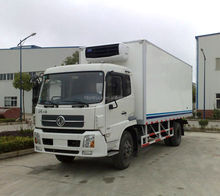 Dongfeng 10 ton refrigerated truck