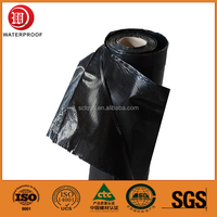 Wet-Application Self Adhesive Reactive Cement Waterproof Membrane for Roof and Basement