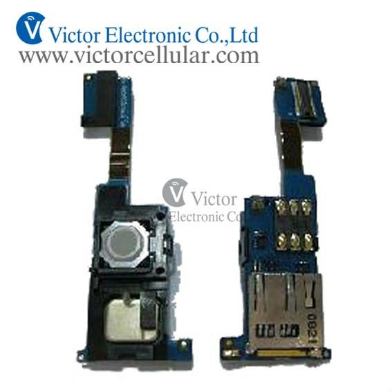 Mobile phone flex cable,flex ribbon for BlackBerry 8220