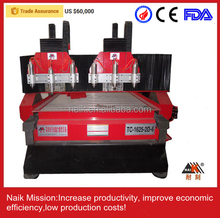Machine used in furniture manufacturing of router machiner
