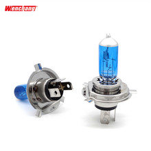 12V h4 55W halogen xenon lamp auto car headlight bulbs lamp halogen lamp price