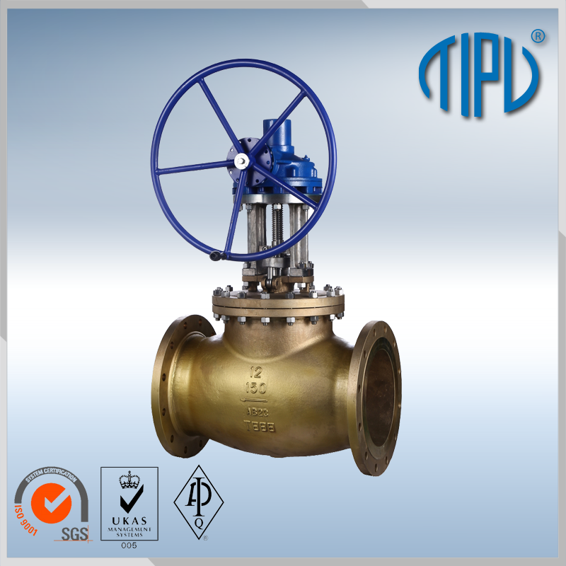 API Standard brass angle price foot valve for oil and gas