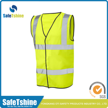 Wholesale high visibility safety custom 3m cheap reflective vest