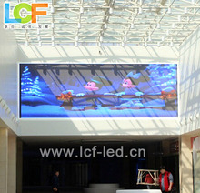 Outdoor P8 high brightness video led display screen with full color