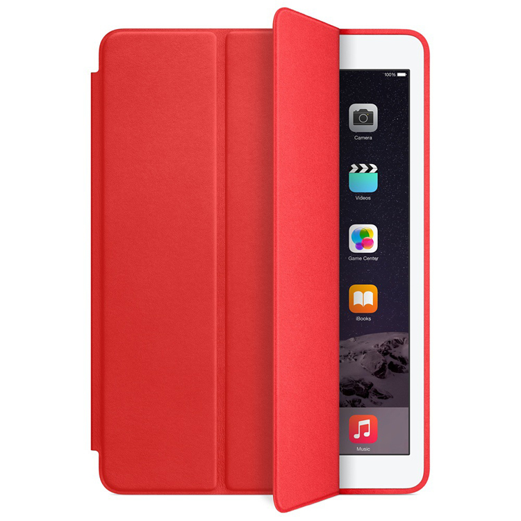 Case Cover Auto Sleep Wake Original Stand Leather Tablet Case For iPad air Mini
