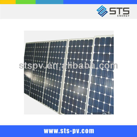 220W high quality solar cell with super low price
