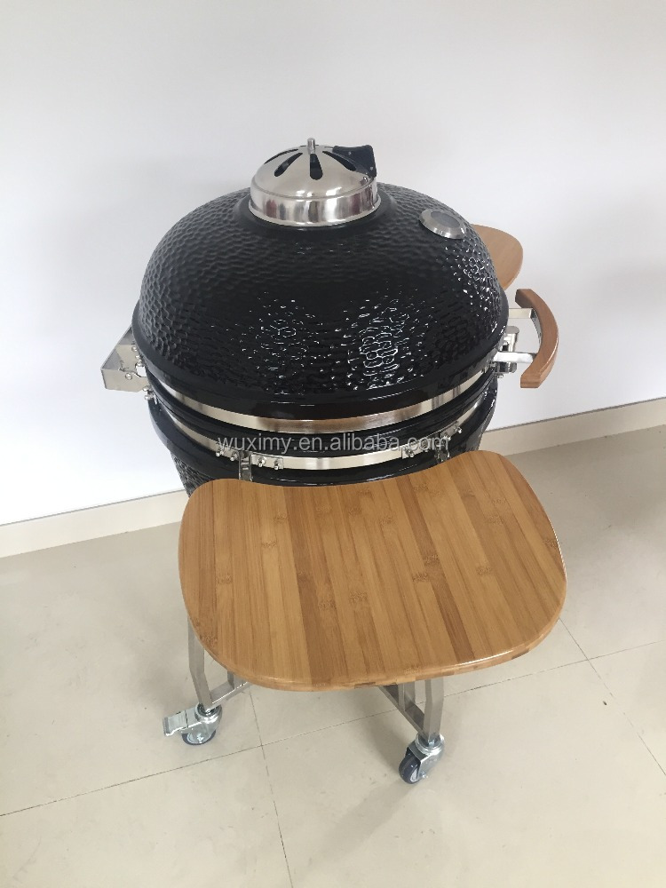 Charcoal Barbecue Grill Smoker / Industrial BBQ Smokers / Heavy Duty BBQ Grill & Smoker