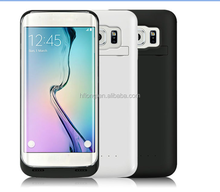 4200mAh External Backup Power Bank Battery Case for samsung galaxy s6 battery case