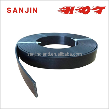 Elevator traction steel belt