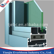 Weight of Aluminium Section for Window and doors