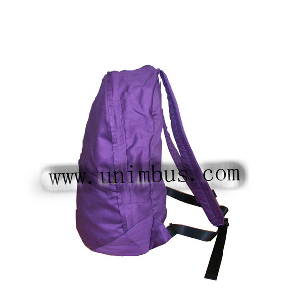 Leisure style printed 600D polyester pro sport backpack