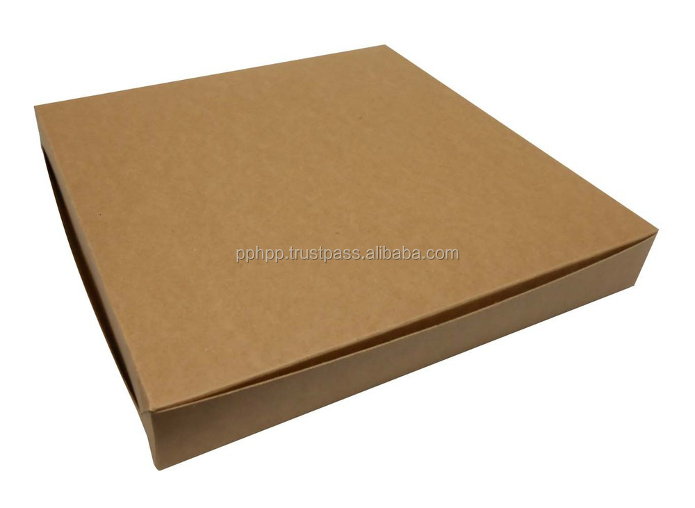 "Pizza Box 12"" x 12 x 1.75"" (Kraft)"
