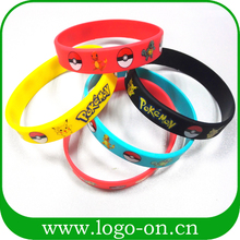 The most popular Pokemon Silicone Wristband pokemon go wristband pokemon bracelet
