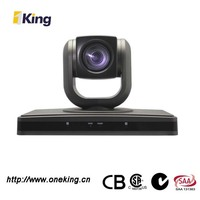 UVC VISCA PTZ Control 20x Optical Zoom USB Webcam For Any Web Conferencing System