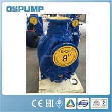 T and P series pump with diesel engine assembed Self-priming Centrifugal Sewage Pump