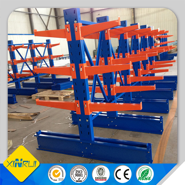 steel storage cable reel storage rack