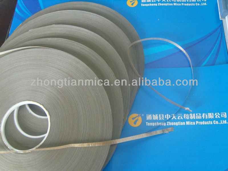 Mica Tape for electronic component