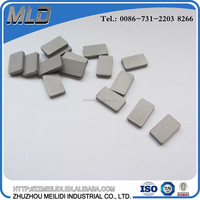 3mm Thickness Customized Cemented Tungsten Carbide