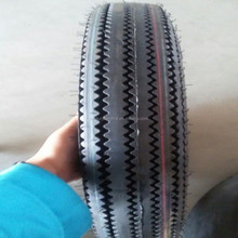 China vintage sawtooth motorcycle tires 4.00-19