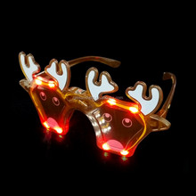 cool lighting shutter glasses led party glasses