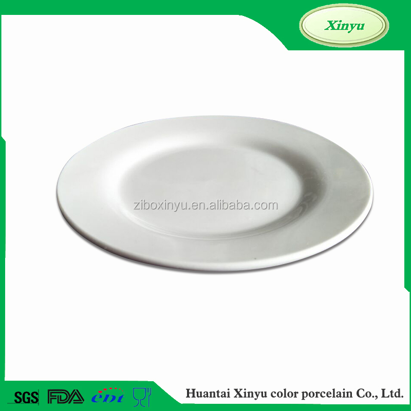 All types of soup plate unglazed ceramic