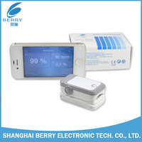 pulse wave sensor and Berry pulse meter bluetooth