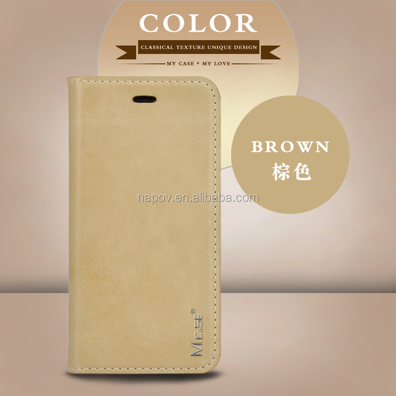 New Products 2015 Luxury Flip Wallet PU Leather for Acer Liquid z520 Case