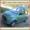 2015 new design 72V 5KW AC system motor electric car eec approved