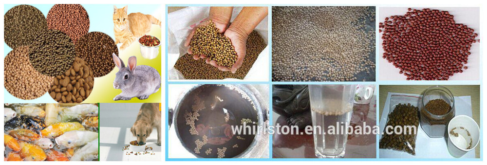 Small Homemade With CE Certification Animal Feed Pellet Mill Machine