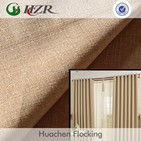 2015 decorative 100% polyester waterproof upholstery fabric