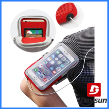 Outdoor Sport Cycling Running Wrist Pouch Mobile Cell Phone Arm Bag Armband Pouch