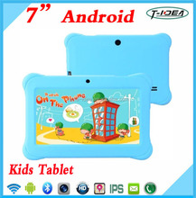 7 Inch Kids Education Tablets A33 Quad Core Android 5.1 Bluetooth 512MB+8GB Kids Games & Apps mini Tablet Pc