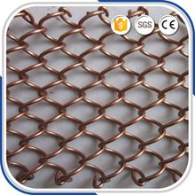 Etching Stainless Steel Metal Mesh Fabric Drapery