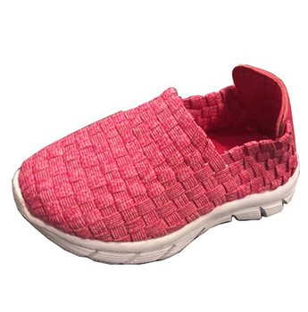 Unisex Ultra Lightweight Multicolor Woven Sneaker Slip-on Shoe V472/V479