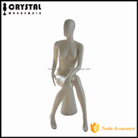 sitting full body female mannequins sex doll