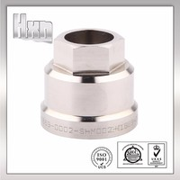 OEM cnc machining manufacturers stainless steel machining job work