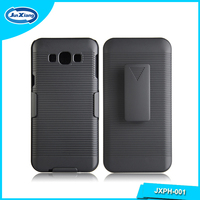 Online hot selling belt clip holster back cover case for samsung a8
