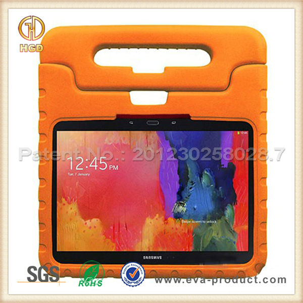 For Samsung galaxy tab 4 10.1 T530 kids tablet case with handle