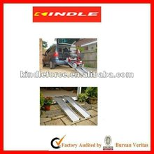 ajustable cold rolled steel wheelchair ramp for disable new arrival