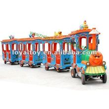 China Produced tourism train with good Price & good Quality