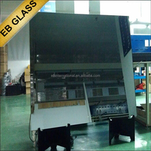 46 inch Led Smart TV , factory price Lighted mirror tv EB GLASS BRAND