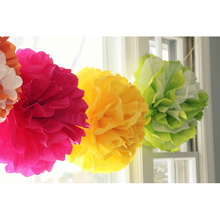 Party And Wedding Decorations New Design Pom Poms Wedding